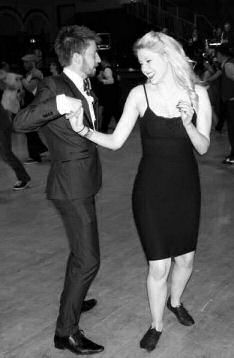Lindy Hop and Swing Dance
